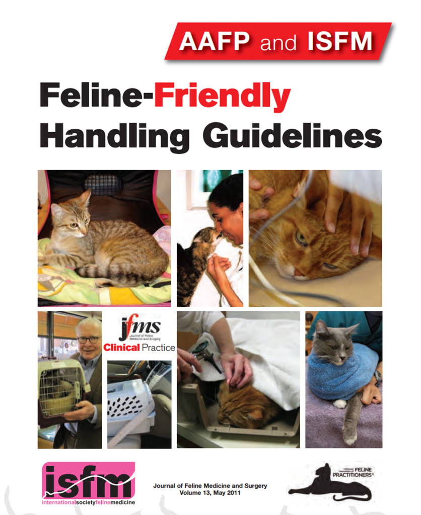 AAFP and ISFM Feline-Friendly Handling Guidelines